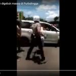 Soal Video Polisi Ikut Hajar Pengemudi Ugal-Ugalan, Mabes Polri Angkat Bicara
