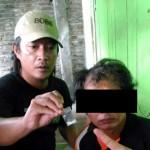 NARKOBA SRAGEN :Diduga Pengedar Sabu-Sabu, Warga Karangmalang Dibekuk Polisi