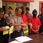 NARKOBA KARANGANYAR : Miliki Sabu-Sabu, Dua Pria Ditangkap Polisi