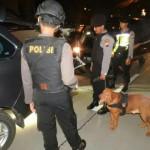 RAZIA KARANGANYAR : Persempit Ruang Gerak Teroris, Polisi Gelar Operasi dan Geledah Kendaraan