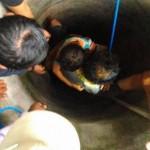 KISAH INSPIRATIF : Tanpa Alat Pengaman, Pria Boyolali Ini Turuni Sumur Selamatkan Bocah Tercebur
