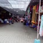 PASAR KLEWER SOLO : Pasar Darurat Klewer Tak Lagi Dijaga Mulai Minggu (30/4/2017)