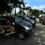 TRANSPORTASI SOLO : Angkat Tangan soal Taksi Online, Pemkot Beri Kompensasi Ini bagi Taksi Konvensional