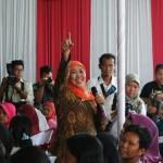 Beda dari PDIP, Projo Dukung Khofifah di Pilkada Jatim