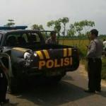 KECELAKAAN KLATEN : Mobil Patroli Disopiri Kapolsek Jogonalan Tertabrak KA