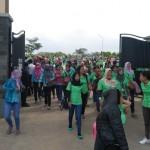 INDUSTRI WONOGIRI : Ribuan Karyawan Pan Pacific Berdemo Tuntut Dirut Kembali