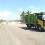 INFRASTRUKTUR WONOGIRI : Becek Hilang, Giliran Debu Mengadang di Jalur Lintas Selatan