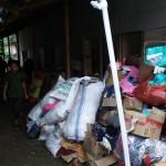 LONGSOR PONOROGO : Bantuan Melimpah, Perangkat Desa Banaran Kebingungan Membaginya