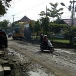 INFRASTRUKTUR SOLO : Perbaiki Jl. Prof. Suharso, Dinas PUPR Kucurkan Rp2 Miliar