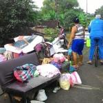 BANJIR SOLO : Bengawan Solo dan Premulung Meluap, Ratusan Warga Mengungsi