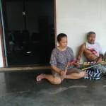 SATWA LIAR WONOGIRI : Berbekal Ketapel, Warga Bauresan Siap Lawan Serangan Kera