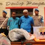 MAHASISWA UII MENINGGAL : 60 Polisi & 2 Anjing Pelacak Kawal Sidang Perdana Kasus Penganiayaan Diksar