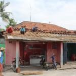 ANGIN KENCANG KLATEN : Angin Ribut Rusak Ratusan Rumah di Cawas