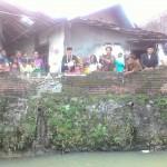 KISAH UNIK : Setiap Pengantin Baru di Kampung Sidorejo Klaten Diminta Sebar Benih Ikan di Kali