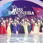 34 Kontestan Miss Indonesia 2017 (Instagram @missindonesia)