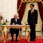 Ini 5 Kesepakatan yang Ditandatangani Indonesia dan Afghanistan