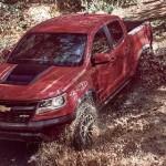 Spesifikasi Gahar, All New Chevrolet Colorado Unjuk Gigi di IIMS 2017