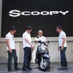 Ini Alasan Pemakaian Pelek 12 Inci di Honda Scoopy Versi Baru