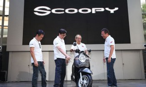 All New Scoopy (astra-honda)