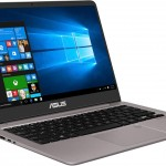 ASUS ZENBOOK UX410UQ : Ini Dia, Notebook Ultratipis dengan Prosesor Mumpuni