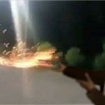 Balapan liar berujung maut di Rangkasbitung, Banten. (Istimewa/Youtube)