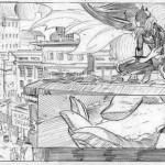 """Ilustrator """"Al Maidah 51"""" Komik Marvel Pernah Gambar Baliho """"Jokowi DKI 1"""" di Komik DC"""