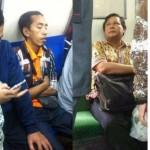 TRENDING SOSMED : Foto Mirip Prabowo & Jokowi Bikin Netizen Berandai-Andai