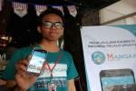 EKONOMI KREATIF : Angkat Kuliner UMKM Lewat Aplikasi Mangan