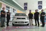 Baru 2 Hari Dijual, 70 Unit Suzuki Ignis Mulai Dipesan