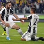 LIGA ITALIA : Dybala Yakin Higuain Segera Cetak Gol Lagi
