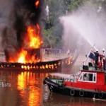 Nahkoda Korban Kapal Meledak Meninggal