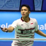 SEA GAMES 2017 : Jadi Andalan Indonesia, Jonatan Christie Perkuat Mental