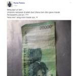 Kisah unik sehari dijatah masak Rp20.000 (Facebook)