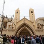 Ledakan Gereja di Mesir, 25 Orang Tewas