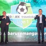LIGA 1: Jadi Sponsor Utama, Gojek-Traveloka Sumbang Rp180 Miliar
