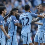 MANCHESTER CITY VS LEICESTER CITY : Pantang Lepas Big Four