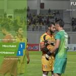 LIGA 1 : Mitra Kukar Imbangi PSM 1-1