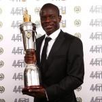 LIGA INGGRIS : Kante Raih Gelar Pemain Terbaik, Alli Pemain Muda Terbaik