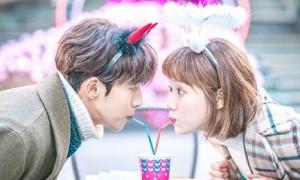 Nam Joo Hyuk dan Lee Sung Kyung (Allkpop)