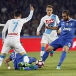 LIGA ITALIA : Persaingan Juventus-Napoli Diprediksi Sengit Sampai Akhir