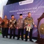Bank Indonesia Perbanyak Kas Titipan