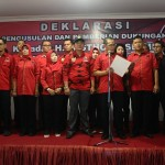 FOTO PILKADA 2018 : Bupati Kudus Didukung ke Pilgub Jateng