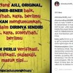 Dicibir Gara-Gara Tampil Seksi, Shinta Bachir Mendadak Unggah Quotes Bijak