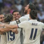 Wow! Real Madrid Tak Pernah Absen Cetak Gol dalam 73 Laga Beruntun