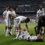 LIGA CHAMPIONS : Rekor Baru! Madrid Lolos ke Semifinal 7 Kali Beruntun