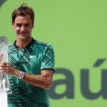 Juara Miami Open 2017, Federer Langsung Rehat 2 Bulan