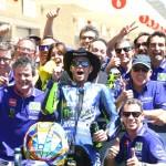 MOTO GP 2018 : Yamaha: Masukan Rossi Lebih Penting dibanding Vinales