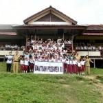 Respons Video di Medsos, Jokowi Kirim Bantuan ke SD Bengkayang