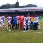 LIGA 2 : Sragen United Terancam Tak Bisa Gunakan Stadion Taruna