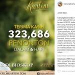 Bandingkan Kartini dengan Film Lain, Hanung Bramantyo Dikritik